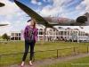 RAF Museum - Asia i Spitfire