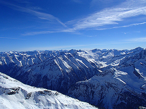 Austria - Tyrol - Zillertal