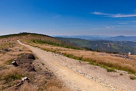 Panoramy - Beskid Śląski