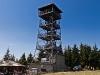Czeska wieża widokowa na Czantorii