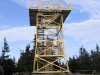 Wieża widokowa na szczycie Baraniej Góry