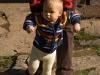 Najmłodszy uczestnik biesiady :)