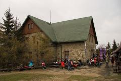 Klimczok - Szyndzielnia - 3 V 2008