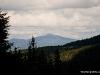 Babia Góra - widok spod Pilska