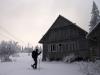 Suchy Groń - opuszczone domostwa