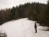 Pierwsze śniegi tej wiosny
