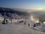 Góra Żar - narty - 3 I 2009