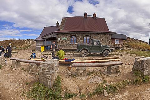 Chatka Puchatka - Połonina Wetlińska