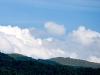Dzień 1 - Widok z domku na Chatkę Puchatka