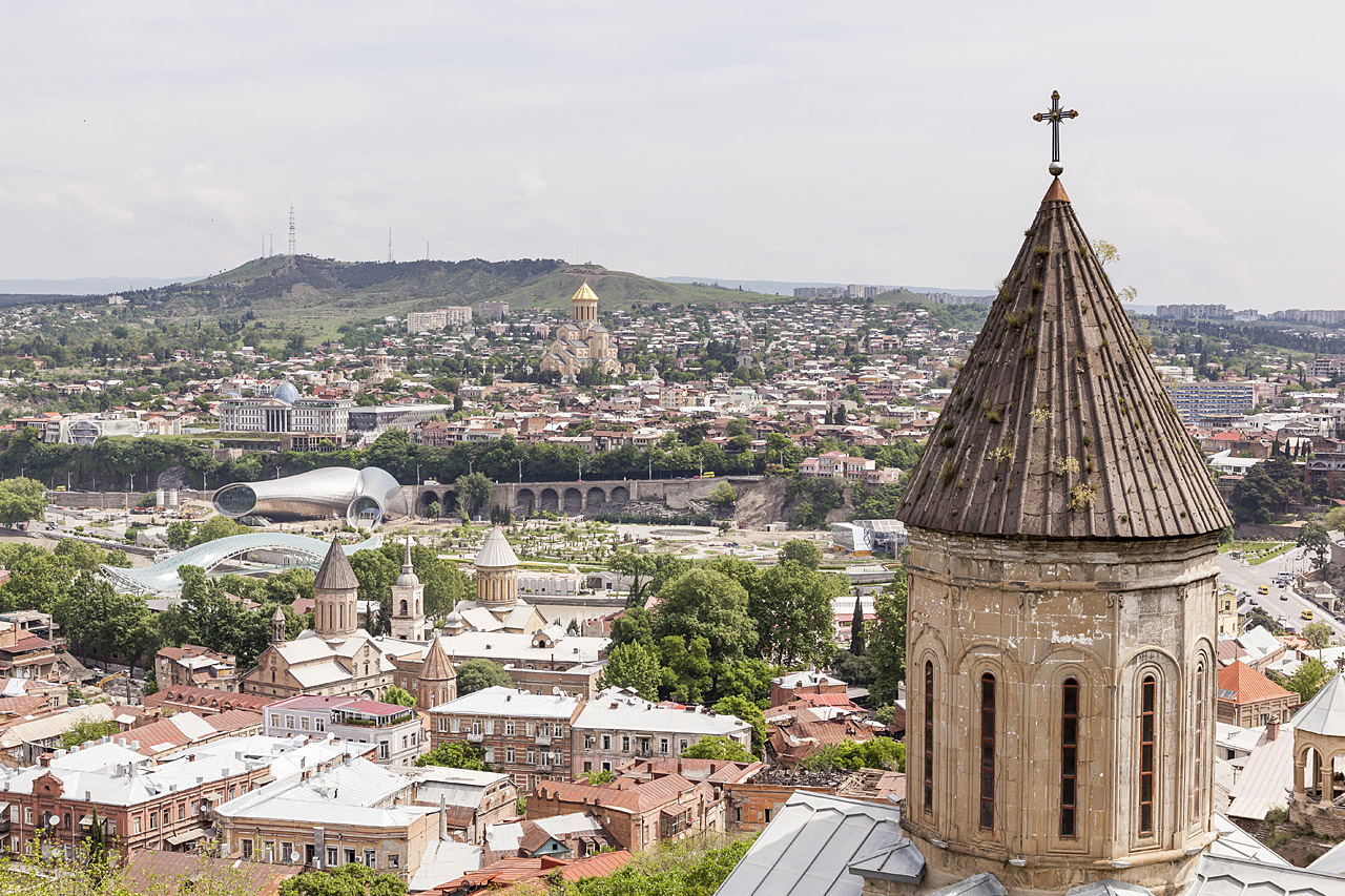 Gruzja Tibilisi