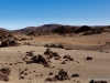 Płaskowyż obok Wulkanu El Teide