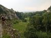 Dolinka Kobylańska - widok w stronę Kobylan