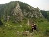 Dolinka Kobylańska - Grześ i Asia