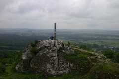 Góra Zborów - Podlesice - 20 VI 2009