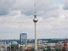 Widok z Kohlhof Tower na Berlin