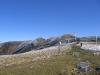 Na przełęczy Snilovskie Sedlo, widok na Chleb