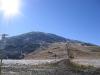 Na przełęczy Snilovskie Sedlo, widok na Wielki Krywań