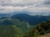Góry Choczańskie - w tle Tatry