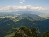 I znów Góry Choczańskie i Tatry w tle