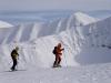 Skitourowcy w drodze na Rakoń