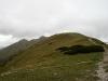Siwa Przełęcz - widok na Ornak
