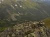 Widok z Ornaka na Dol. Starorobociańską