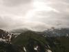 Łopata i Wołowiec toną w chmurach
