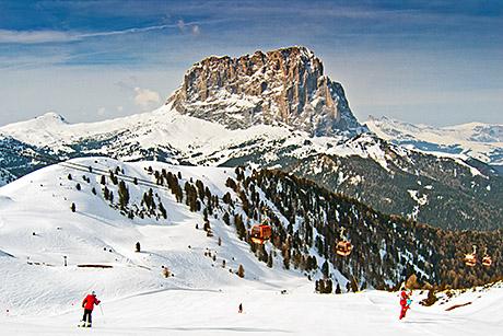Panoramy Dolomitów